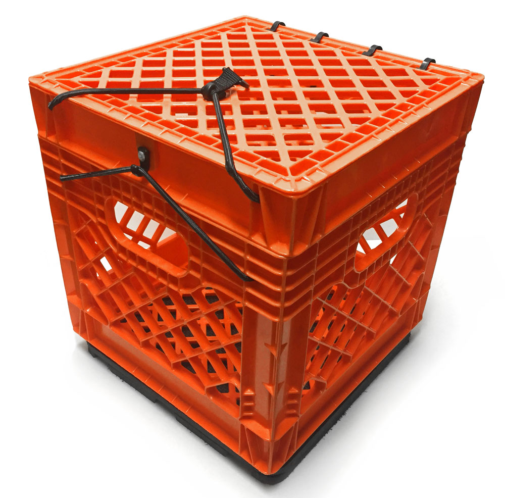 Gear prep milk crate the lower pecos river for What to do with milk crates